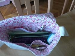 Un petit sac fourre tout pour aller partout !