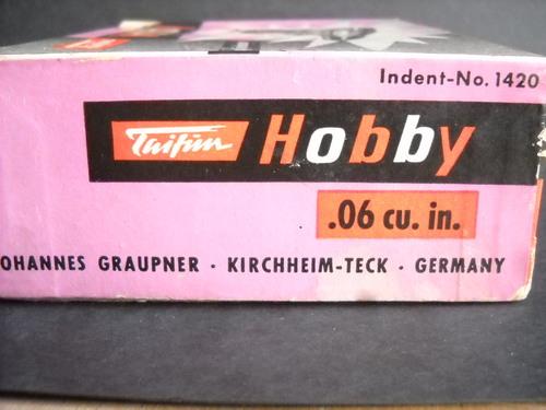 Moteur Taifün Hobby
