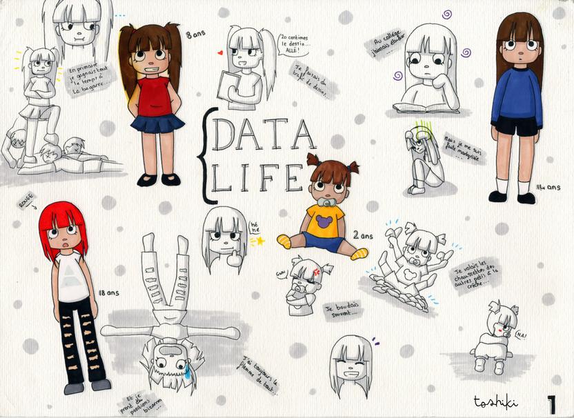 Data life