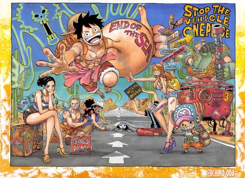 One Piece Scan chapitre 941 en VF Version Française - Lecture en Ligne