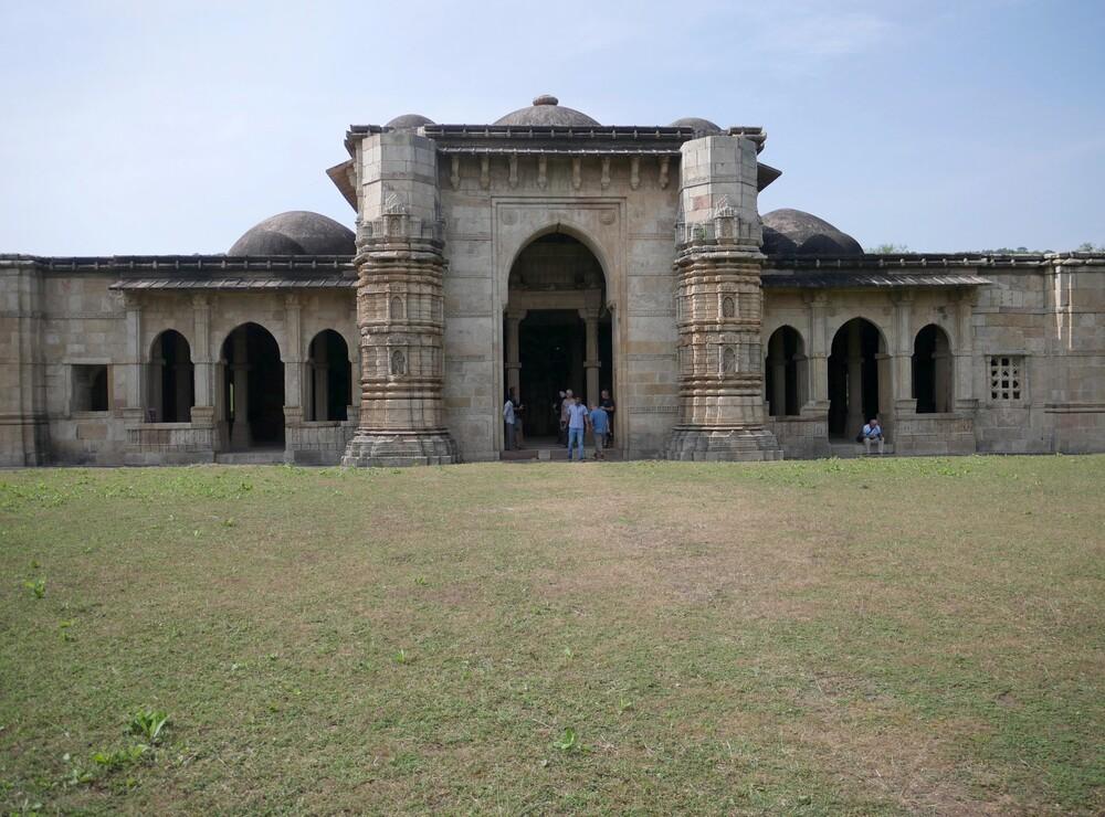 Champaner (2) - Gujarat - Inde