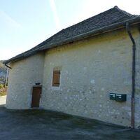 bâtiment attenant à l'église - restauré