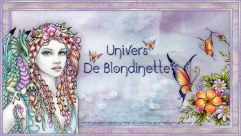 Univers de Blondinette
