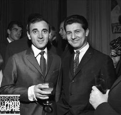 Les copains de Fred Mella et de Daniel Saurfeld