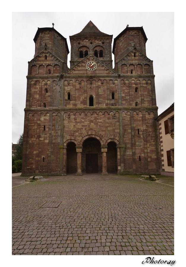 Marmoutier - Bas Rhin - Alsace - 6 Septembre 2014