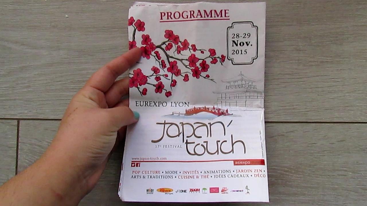 Tips & Tricks Japan Touch - par Kérénisse