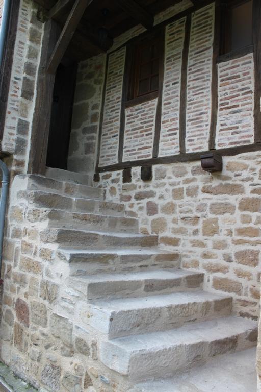 escaliers à Cardaillac