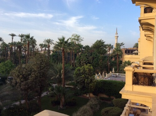 Louxor Hotel Winter Palace Luxor