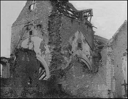 11 juin 1944... La 17è Waffen SS massacre 31 habitants de Graignes !