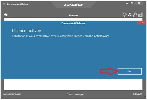 Zemana Anti-Malware 2.2 - Licence 90 jours gratuits
