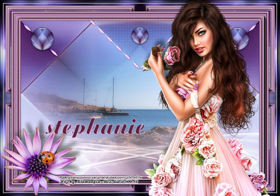 Vos versions Stéphanie page 2