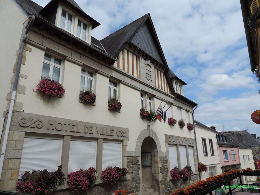 Châteauneuf du Faou  (dept29) -2