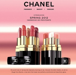 Collection printemps 2012: CHANEL
