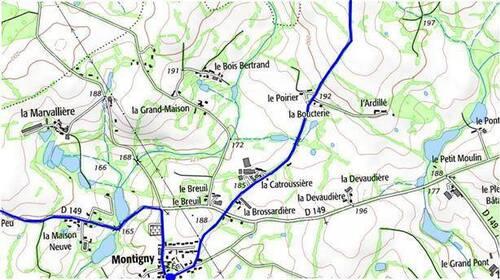 La colonne Grignon/Lachenay à Cerizay, 1ère partie....