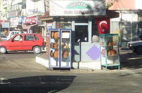 Turquie 2 Bivouacs bleus