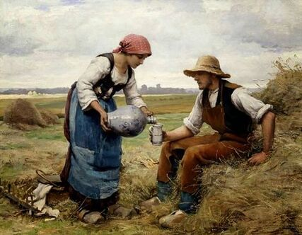 Jules Dupré | The Barbizon school of painters | Tutt'Art@ | Pittura * Scultura * Poesia * Musica |