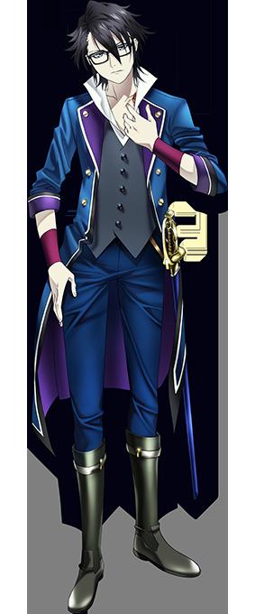 Fushimi Saruhiko (Sceptre 4)