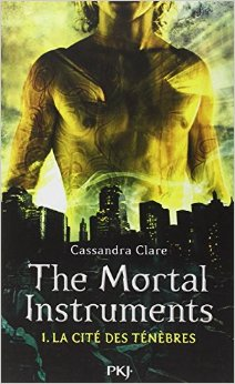 Chronique Livresque sur The Mortal Instrument tome 1 La Coupe Mortelle par Charlotte