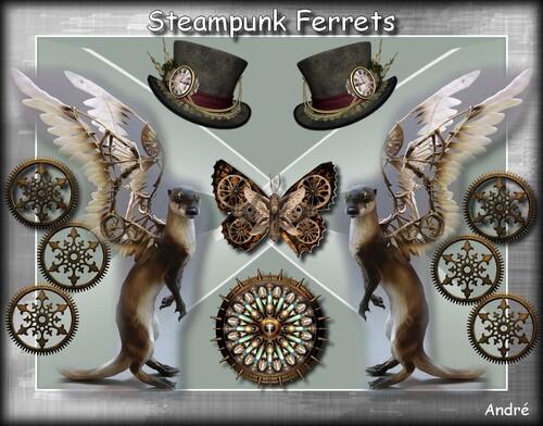 Creations Steampunk