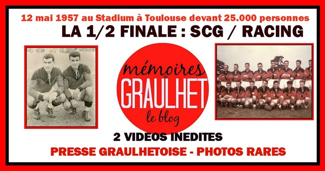 - Graulhet rugby 1957