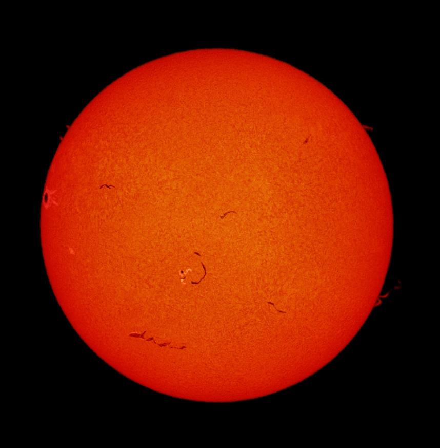 Soleil 26 mai 2016