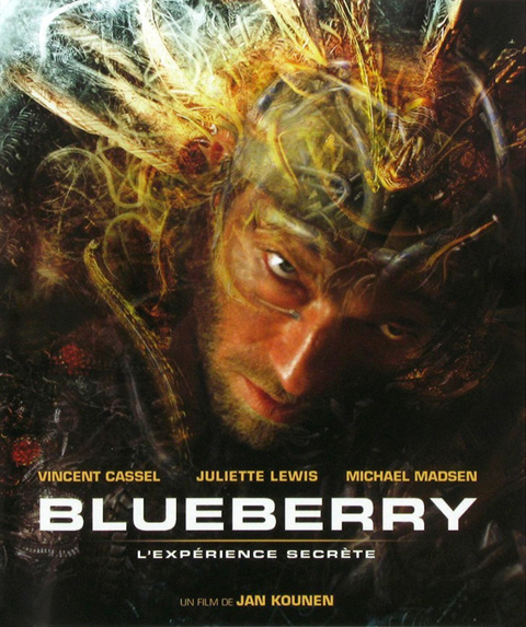 BLUEBERRY,L'EXPERIENCE SECRETE