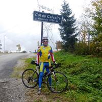 A travers les Vosges.