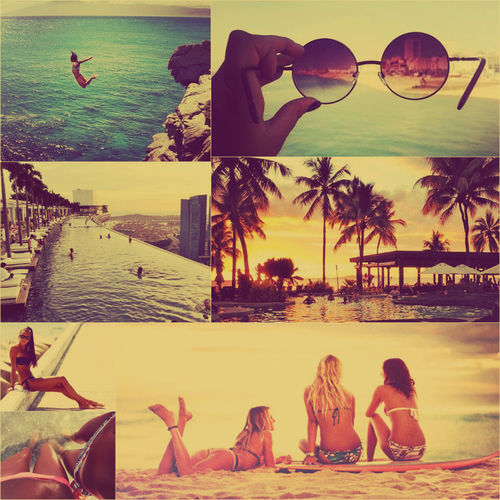 Vacances chargées XD