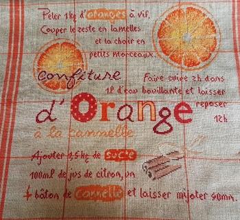 Confiture d'oranges de LLP
