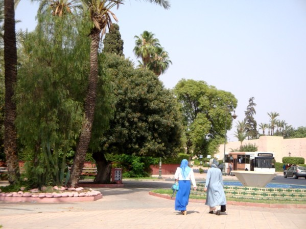 Jardin Moulay Abdeslam