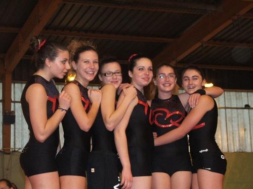 Compétition départemental 2012