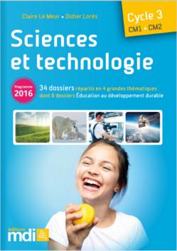 Sciences et technologie, Cycle 3 - MDI