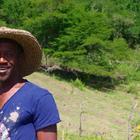 Gilbert Larose, Ti-Jilbé, créateur du site - Photo : Giloucat