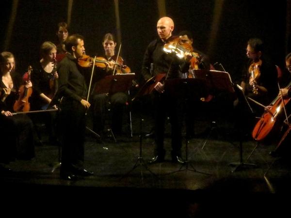 La grande Guerre des Musiciens , un spectacle magnifique au Théâtre Gaston Bernard de Châtillon sur Seine