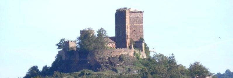 La château de saint-Laurent les Tours