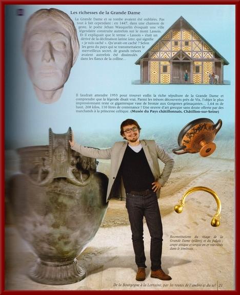 Hexagone illustré, un très beau livre de Lorànt Deutsch...