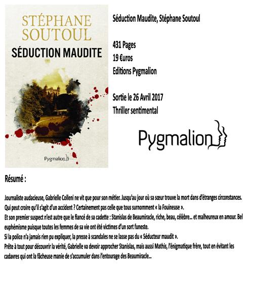 Séduction Maudite, Stéphane Soutoul