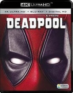 [UHD Blu-ray] Deadpool