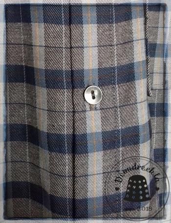#2 La chemise à carreaux