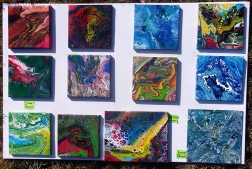 Antoine Bruno, formes et couleurs