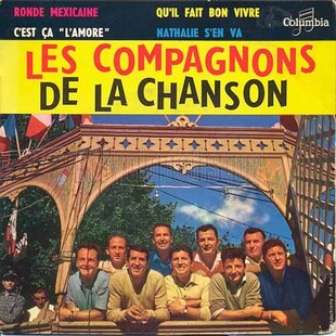 Les compagnons de la chanson, 1959