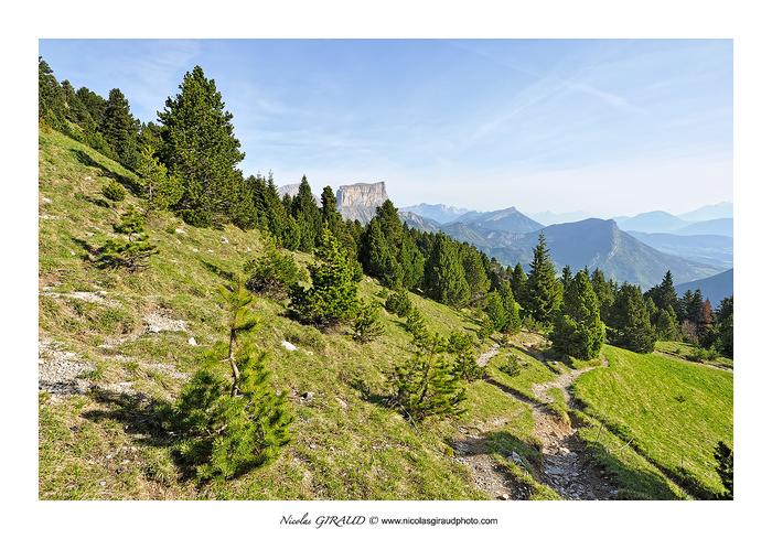 Vercors idyllique au pied du Trièves