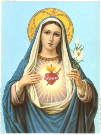Mémoire du Cœur Immaculé de Marie