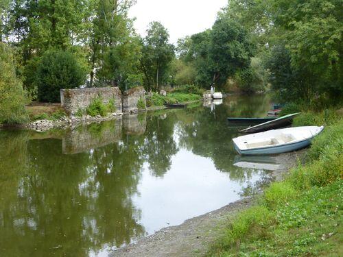 jeudi - l'Ognon à Pont saint Martin