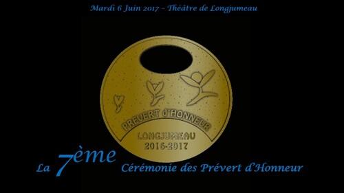"""La 7ème Cérémonie des """"Prevert"""" d'Honneur"""