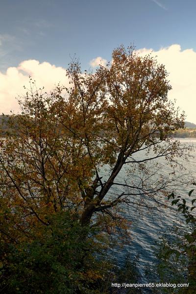 2015.10.11 Lac de Paladru (Isère)