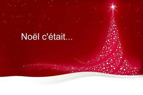 Noel c etait (pad)
