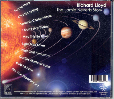La Semaine des Reprises - Jour 5 - Richard Lloyd - The Jamie Neverts Story (2009)