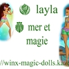 Layla mer et magie