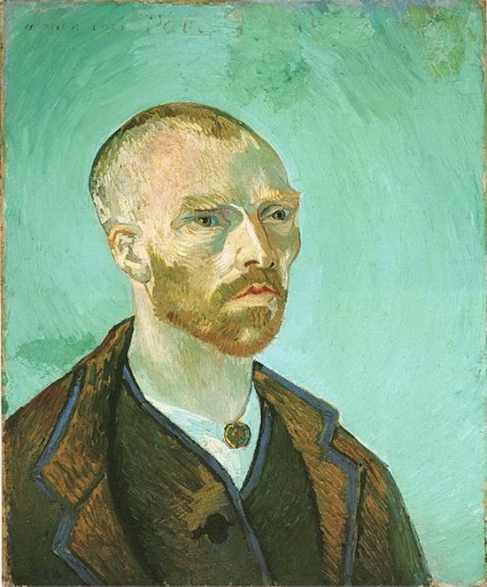 Vincent Van Gogh, Autoportrait en bonze